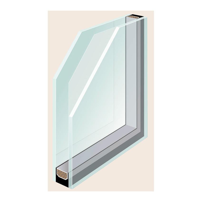 Low-E複層ガラスクリア
