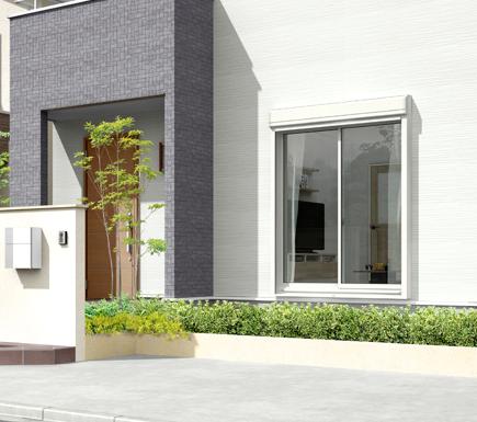 「つけてよかった住宅オプション」満⾜度No.1は電動シャッター