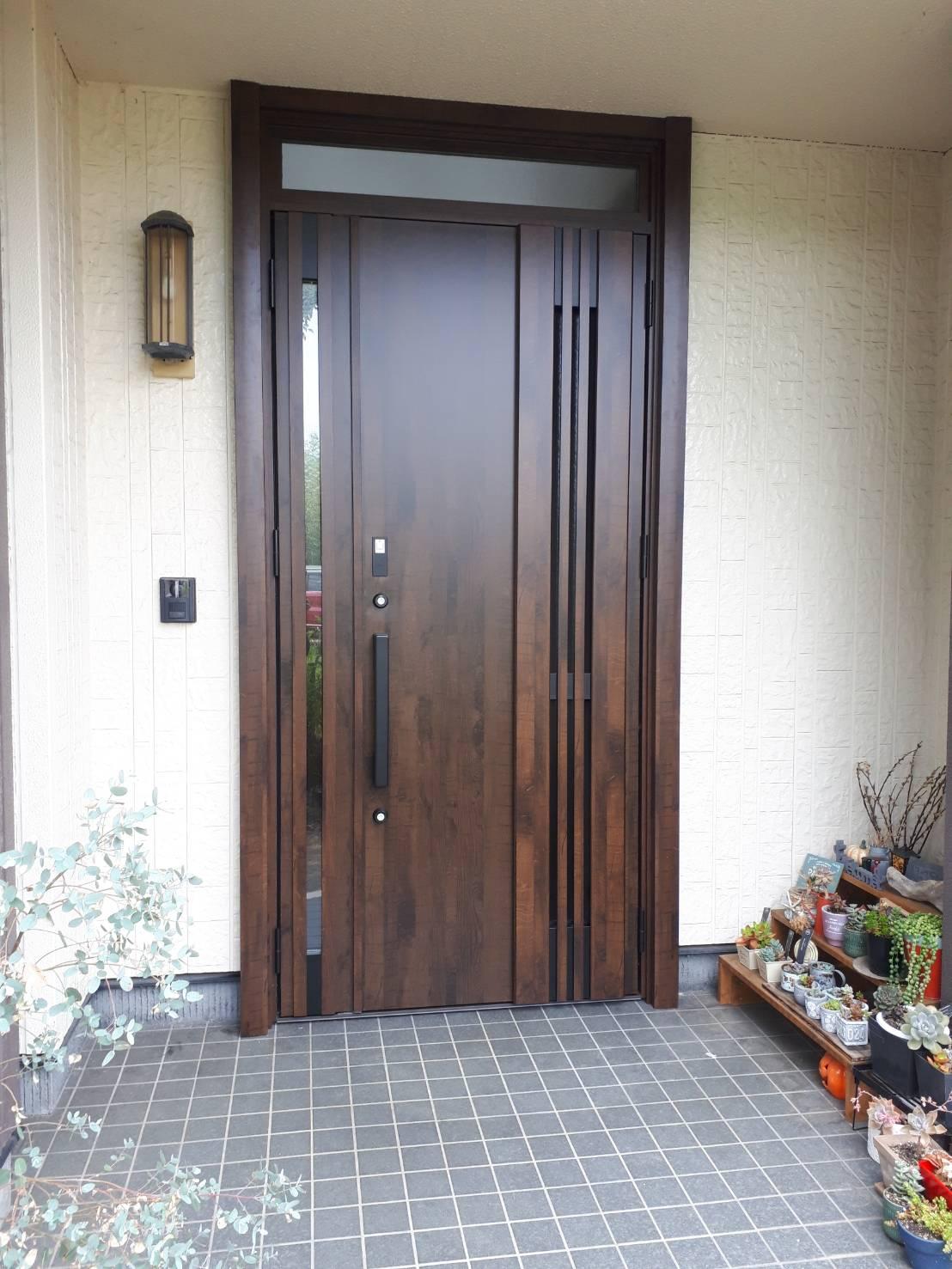 玄関ドアの故障が玄関交換のサインです!